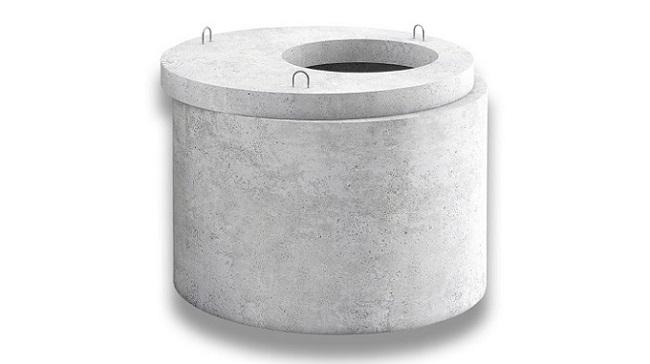 Кольца стеновые (бетонные)