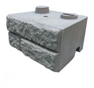 Блоки подпорных стен (К-блок)