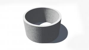 Кольцо стеновое КСФ