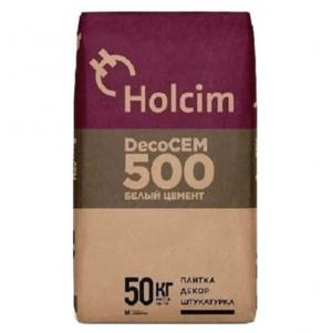 Белый цемент ПЦБ 1-500-ДО